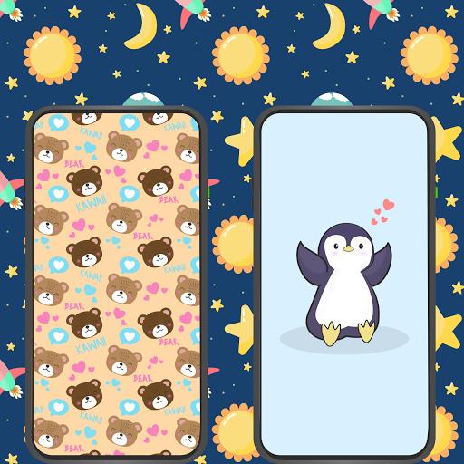 Cute Wallpapers ud83dudc9c Kawaii 4.2101.2 Screenshots 12
