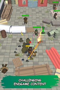 Hunter Memoirs: Zombie Apocalypse. Modern Archer. Hack for iOS and Android 5