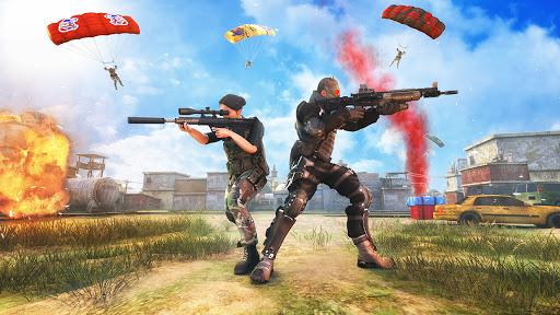 Free Fire Game 2021- FPS Shooting Game 1.9 screenshots 5