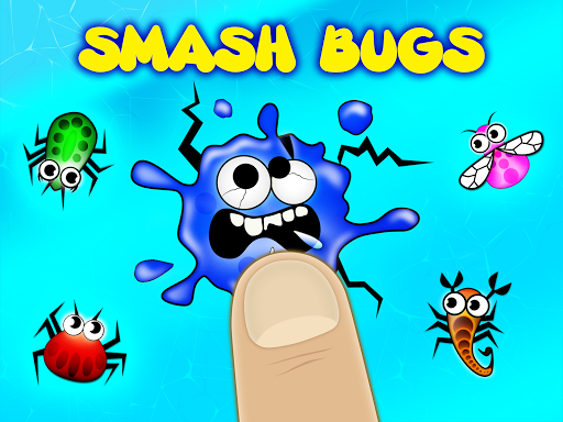 Bug smashing toddler games for 1 2 3 4 5 year olds 3.8.5 screenshots 3
