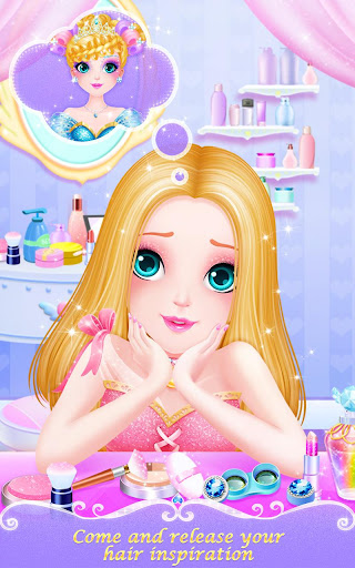 Sweet Princess Hair Salon 1.1.0 Screenshots 2