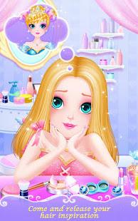 Sweet Princess Hair Salon 1.1.1 Screenshots 2