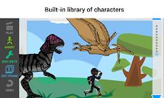 Draw Cartoons 2: Skeletal Animation Studioのおすすめ画像4