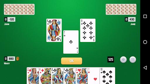 Thousand Card Game (1000) 1.59 Screenshots 1