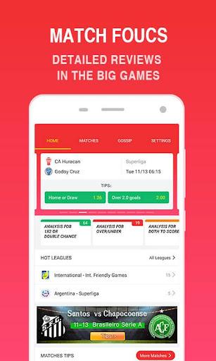 O Football - Betting Predictions & Tips 2.6 Screenshots 3