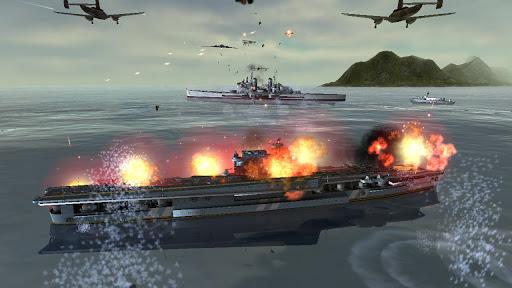 WARSHIP BATTLE:3D World War II  screenshots 8