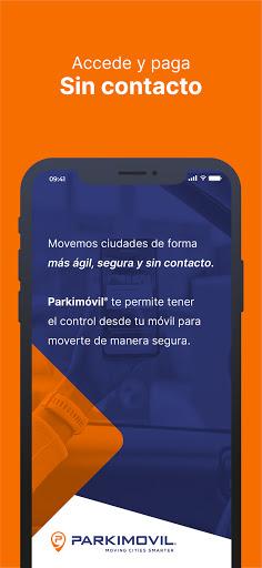 Parkimovil - movilidad, estacionamiento, accesos  screenshots 1