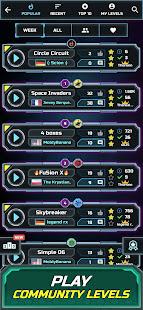 Astrogon - Arcade platformer