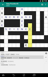 Fill-In Crosswords 3.07 Screenshots 7