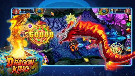 Dragon King Fishing Online-Arcade  Fish Games 8.0.2 screenshots 17