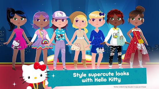 Hello Kitty Fashion Star 2.4 Screenshots 1
