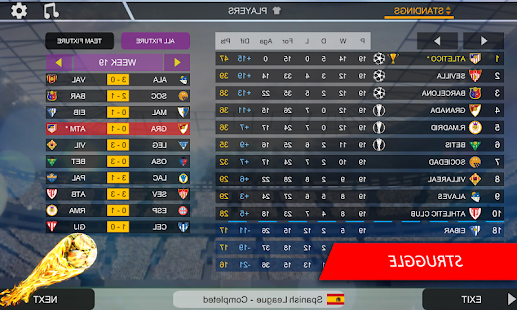 Mobile Soccer Dream League screenshots 3