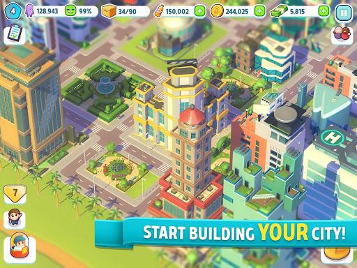 City Mania: Town Building Game apktram screenshots 7