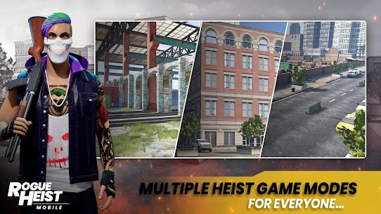 Rogue Heist APK Download For Android 3