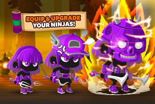 Ninja Dash Run - Epic Arcade Offline Games 2021 1.4.5 Screenshots 5