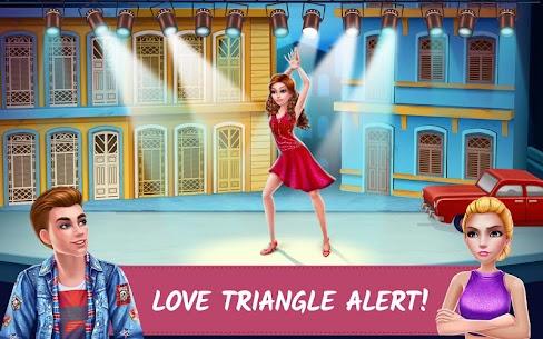 Dance School Stories MOD APK 1.1.28 (Unlimited Tickets, Unlocked Items) 5