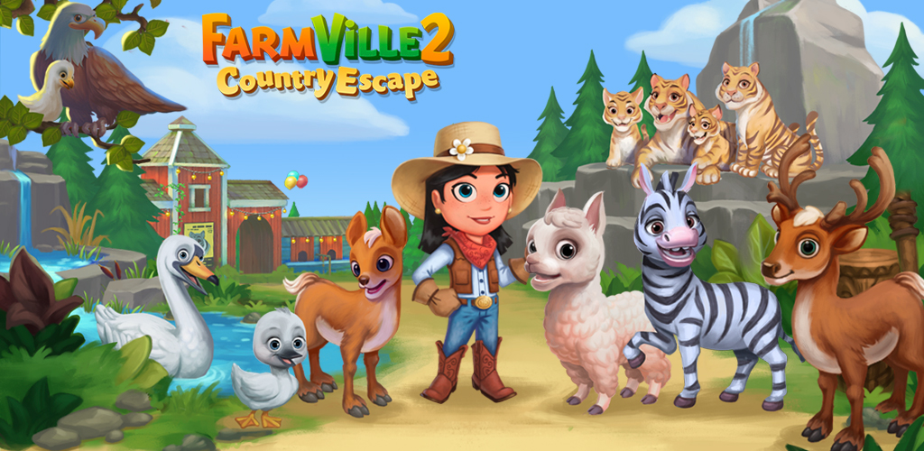 FarmVille 2: Country Escape poster 0