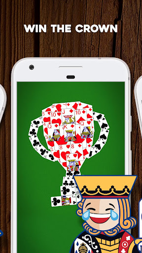 Crown Solitaire: A New Puzzle Solitaire Card Game android2mod screenshots 3