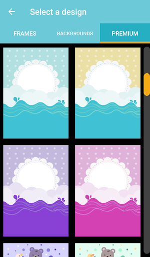 Baptism Cards android2mod screenshots 2