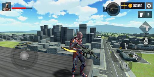 Super Hero Rope Crime City 1.09 screenshots 6
