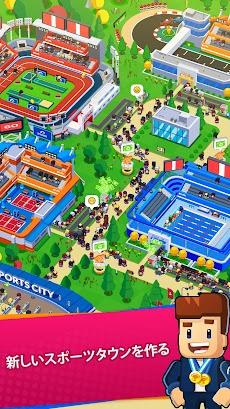 らくらくスポーツ王国:スポーツ王国を作ろうのおすすめ画像1
