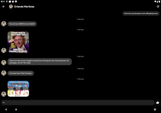 NoSeen for Facebook Messenger apkdebit screenshots 19