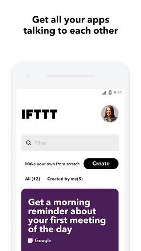 IFTTT apktram screenshots 3