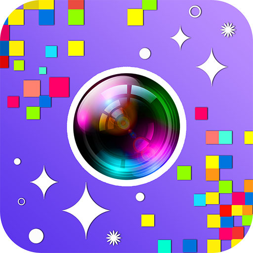 Baixar Glixel - Glitter and Pixel Effects Photo Editor para Android