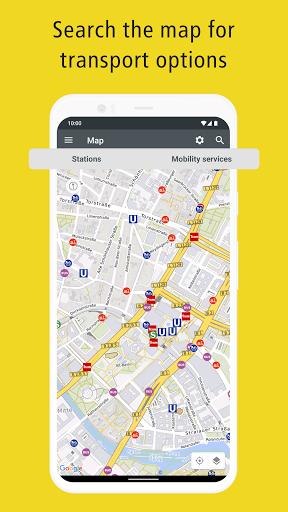 BVG Fahrinfo: Bus, Train, Subway & City Map Berlin 6.8.3 (108) Screenshots 7