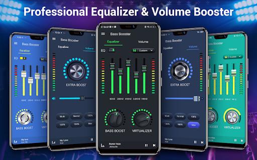 Equalizer -- Bass Booster & Volume EQ &Virtualizer 1.5.3 Screenshots 14
