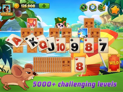 Solitaire TriPeaks – Classic Card Games Apk Download, NEW 2021 6
