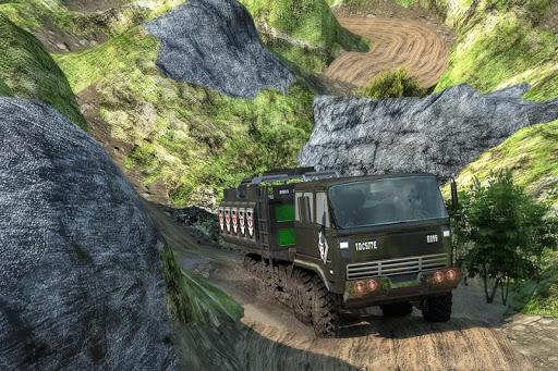 Offroad Mud Truck Simulator 2020: Dirt Truck Drive 1.8 Screenshots 13