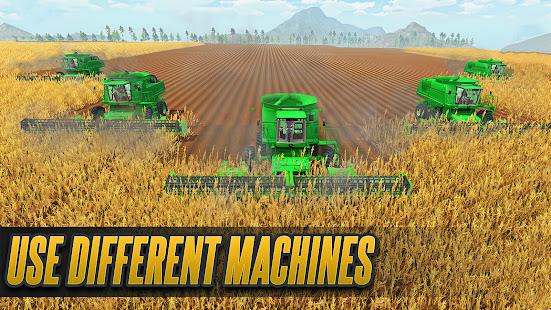 Farm Sim 21 PRO - Tractor Farming Simulator 3D