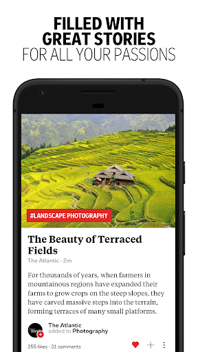 Flipboard - Latest News, Top Stories & Lifestyle 4.2.65 Screenshots 3