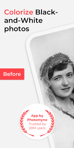 Colorize - Color to Old Photos 2.1 screenshots 1
