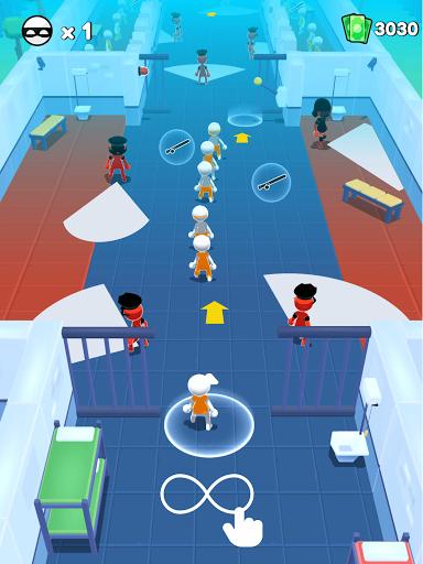 Prison Escape 3D - Stickman Prison Break android2mod screenshots 13