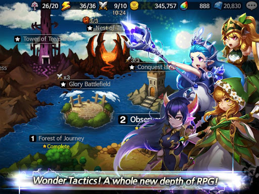 Wonder Tactics apkmr screenshots 5