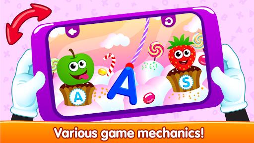 Funny Food!ud83eudd66learn ABC games for toddlers&babiesud83dudcda 1.8.1.10 screenshots 21