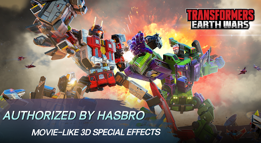 Transformers:Earth War android2mod screenshots 15