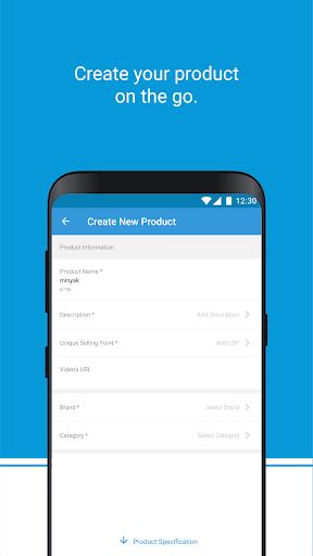 blibli seller app screenshot 3