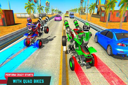 ATV Quad Bike Racing Game 3d  screenshots 5