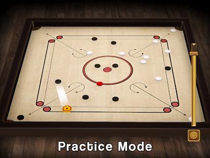 Carrom Multiplayer - 3D Carrom Board Games Offline screenshots 9