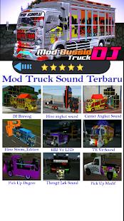 Mod BussiD Truck DJ 1.1 Screenshots 2