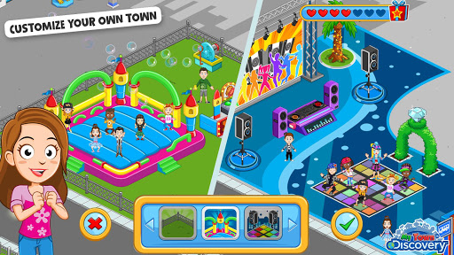 My Town : Discovery Pretend Play  screenshots 3