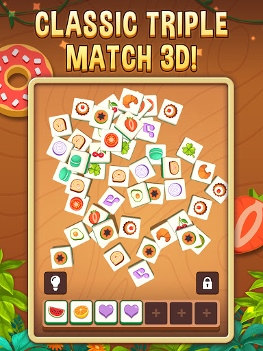 Tile Triple 3D - Match Master & Puzzle Brain Game 1.1.5 screenshots 8