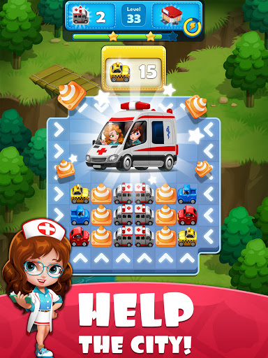 Traffic Jam Cars Puzzle android2mod screenshots 9
