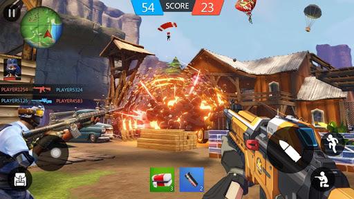 Cover Hunter - Combat par équipe 3c3  APK MOD (Astuce) screenshots 5