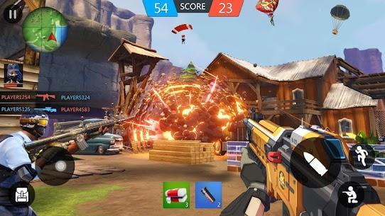 Cover Hunter – 3v3 Team Battle MOD (Unlimited Money) 5