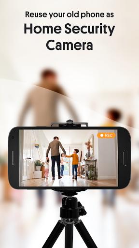Alfred Home Security Camera, Baby&Pet Monitor CCTV  screenshots 1