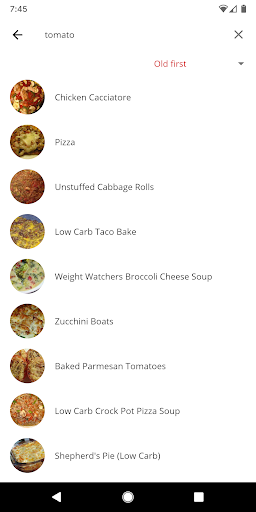 Diet Recipes 5.77 screenshots 6